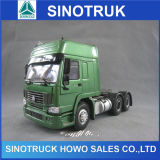 2015 Sale를 위한 Cheap Sinotruck 371HP 6X4 10 Wheeler 6X4 Tractor Truck Head 주요하 발동기