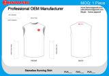 A maioria de camisa Running Sleeveless bem parecida de ciclagem feita sob encomenda popular Honorapparel 2016 dos esportes ao ar livre do desgaste