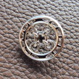 Причудливый Metal Sewing Button для Clothing (HSB00064)