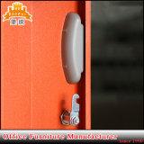 Armadio di memoria semplice caldo degli a buon mercato 12 del portello di disegno moderno di vendita vestiti dell'acciaio
