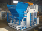 Qmy18-15最も大きい容量の煉瓦作成機械