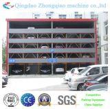 Equipamento automático do estacionamento do carro do sistema do estacionamento do enigma
