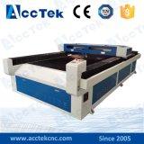 Hoge snelheid 0.3mm van Akj1325h 260W 1325 de Scherpe Machine van de Laser van het Roestvrij staal