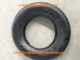 3.25-8 외바퀴 손수레와 손 트롤리 고무 바퀴 타이어