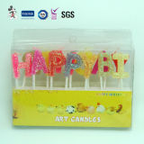 Set extravagante Happy Birthday Candle para Cake