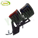 EinPfosten Montierungs-Installationssatz-Halter für zwei Lichter für JeepWrangler 07-13