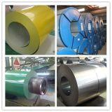 Bobina de acero galvanizada prepintada PPGI en alta calidad