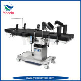 Mesa de operaciones oftalmológica del hospital para la clínica