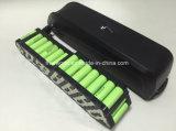 bloco elétrico da bateria de lítio da bicicleta de 48V 11.6ah com pilhas de Panasonic NCR18650PF por 13s4p
