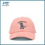 Gorra de béisbol de la insignia del bordado de la historieta