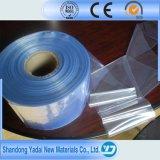 пленка PVC обруча пленки простирания пленки Shrink PVC 0.17mm 0.5mm мягкая