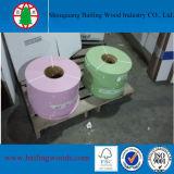 Bordure foncée de la qualité PVC/ABS pour l'usage de meubles
