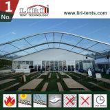ガラスドアが付いている15m x 20m Arcumのテントの建物
