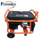 2kw Ce/Saso/CIQ/ISO/Soncapのホームスタンバイのための携帯用ガソリン発電機セット