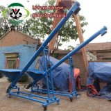 Mini Plastic Pellet Feeder Machine Cement Screw Conveyor com Auger (LS160)