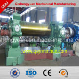 Stock Blender를 가진 Xk-450 Open Two Rubber Mixing Mill Machine