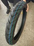 Neumático sin tubo de la motocicleta de la fábrica 80/80-17 de China