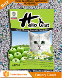 Produto da maca de gato do _Bentonite do produto do animal de estimação