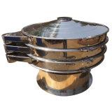 Нержавеющая сталь фидера противовибрационного щита для фильтровать точный порошок углекислого кальция