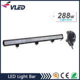 """44 """" Offroad 트럭을%s 램프 바를 모는 288W 23040lm LED"""