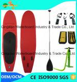 Il Sup gonfiabile disegno differente di formati di bello si leva in piedi in su Paddleboard
