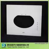 fabrication en verre de capot de chaîne en verre de flotteur d'espace libre de 4mm 5mm