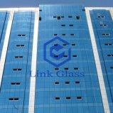 vidro de 3-8mm Lowe para a parede de cortina com Ce, ISO9001, CCC em vendas para edifícios da arquitetura
