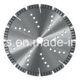 다이아몬드는 En12413 & MPa를 가진 대리석을%s 톱날이 승인했다는 것을 (XFDSDC01)