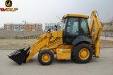 Escavatore a cucchiaia rovescia Jx45 del caricatore dell'attrezzatura mineraria con il prezzo favorevole