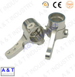 CNC Aangepaste Delen van de Machine Steeel/van de Legering van het Aluminium Roestvrije
