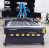 Druckluftanlasser ATC-Holzbearbeitung CNC-hölzerne Fräser-Maschinerie