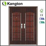 Commercial esterno Double Steel Door (portello di obbligazione)