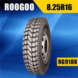 Neumático 8.25r16, 7.50r16 del carro de Linglong del neumático de Aeolus