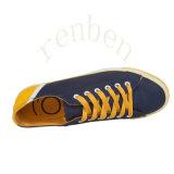 2017 beiläufige Segeltuch-Schuhe der heißen neuen Verkaufs-Männer