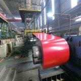 Верхний продавая строительный материал бокса катушки PPGI покрынный цветом стальной