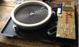 CB/Ce/EMC 스테인리스 또는 알루미늄 바디 안녕 빛 요리 기구 Sm Dt212