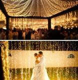 200LEDクリスマスの結婚披露宴のSaolr妖精ストリングライト