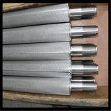 Патрон фильтра металла нержавеющей стали прочный спеченный