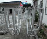 290X290mm 알루미늄 Pin Truss (ITSC-CS29-R2M)를 가진 원형 Truss