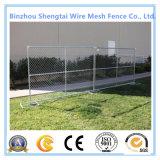 Engranzamento de fio personalizado do tamanho para cercas e barreiras com TUV