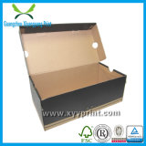 Alta calidad de cartón fuerte al por mayor de la caja de zapatos de papel