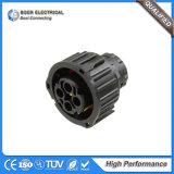 Автомобильный СПРЯТАННЫЙ разъем 1-1813099-2 держателя светильника проводки провода на H4/H7/H11 1-1813099-2