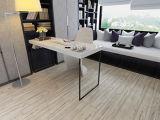 木製カラー光沢のある磨かれた艶をかけられた磁器の薄く平板の壁および床タイル
