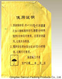 Sac tissé par pp en plastique d'empaquetage de qualité pour le mortier