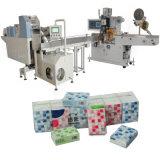 기계를 만드는 티슈 페이퍼 포장기 포켓 티슈 페이퍼