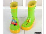 Série adorable mignonne des chaussures des enfants