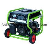 Saso 증명서를 가진 Fusinda 3kVA 가솔린 발전기 세트