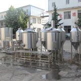 200 L China-kleines Hauptbier-Brauerei-Gerät