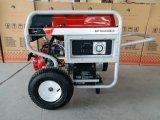 Fusinda 고품질 발전기 휘발유, Contruction 사이트를 위한 가솔린 발전기, 단 하나와 삼상