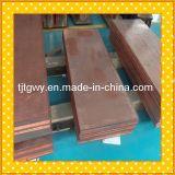Kupfernes Blatt, kupferne Platte C11000, C10200